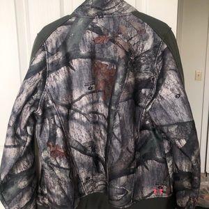 Under Armour Camo Winter Jacket
